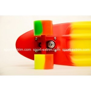 Cruiser Board Gradient Multicolor